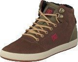 Dc Shoes Crisis High Wnt Shoe Chocolate/Green