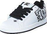 Dc Shoes Dc Court Graffik Se Shoe White/White Print