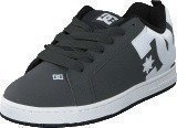 Dc Shoes Dc Court Graffik Shoe Gry/Wt
