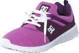 Dc Shoes Dc Heathrow Se J Shoe Purple