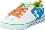 Dc Shoes Dc Kids Crt Grfk Vulc Shoe