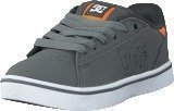 Dc Shoes Dc Kids Notch B Shoe Grey
