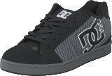 Dc Shoes Dc Net Se Black Pinstripe