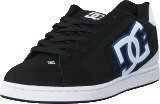 Dc Shoes Dc Net Shoe Black/White/Blue