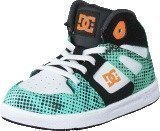 Dc Shoes Dc Tod Rebound Se Ul Shoe Black/White/Blue