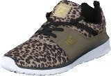 Dc Shoes Heathrow SE Leopard Print