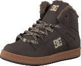 Dc Shoes Kids Rebound Wnt Shoe Brn/Oc/Gld