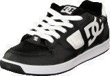 Dc Shoes Kids Sceptor Shoe Black/Black/White