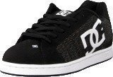 Dc Shoes Net Se Shoe Black/White/Black
