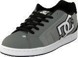 Dc Shoes Net Se Shoe Grey/Grey/Black