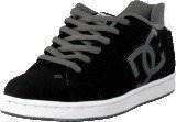 Dc Shoes Net Shoe Black/White/Grey