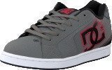 Dc Shoes Net Shoe Grey/Red