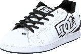Dc Shoes Net Shoe White/Black Bas