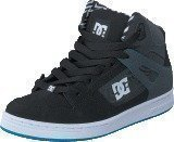 Dc Shoes Rebound KB B Shoe Black/White/Blue