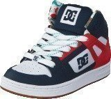Dc Shoes Rebound SE Black/ Red Print