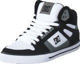 Dc Shoes Spartan High WC Black/ Grey/ White