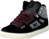 Dc Shoes Spartan High Wc Wnt Shoe Black/Rinse