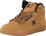 Dc Shoes Spartan High Wc Wnt Shoe Wheat/Turkish C