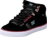 Dc Shoes Spartan High Wc Wr Shoe Black