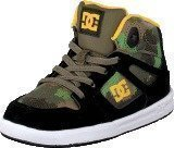 Dc Shoes Tod Rebound Se Ul Shoe Black/Camoflage
