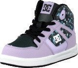 Dc Shoes Toddl. Rebound Se Ul Shoe Lilac/Blk