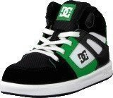 Dc Shoes Toddl. Rebound Ul Shoe Black/White/Emerald