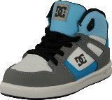 Dc Shoes Toddl. Rebound Ul Shoe Grey/Grey/Blue