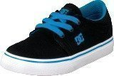 Dc Shoes Toddl. Trase Tx Shoe Black/Turquoise