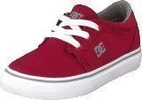 Dc Shoes Toddl. Trase Tx Shoe Red/Grey