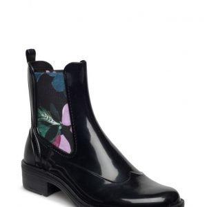 Desigual Ankle Rain Boot Amapola