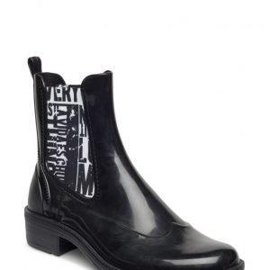 Desigual Ankle Rain Boot Kartel
