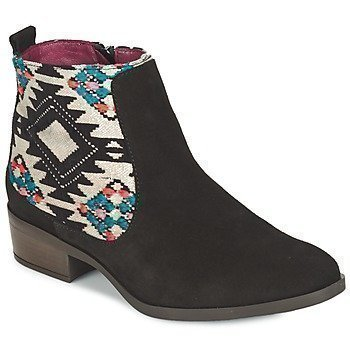 Desigual BLACK INDIAN BOHO bootsit