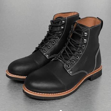 Dickies Vapaa-ajan kengät Musta