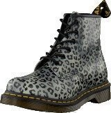 Dr Martens 101 Charcoal Psych Leo