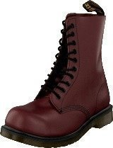 Dr Martens 1919 10-eye boot Cherry Red