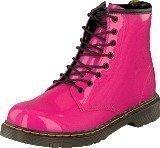 Dr Martens Delaney Pink Patent