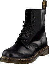 Dr Martens Pascal Black leather