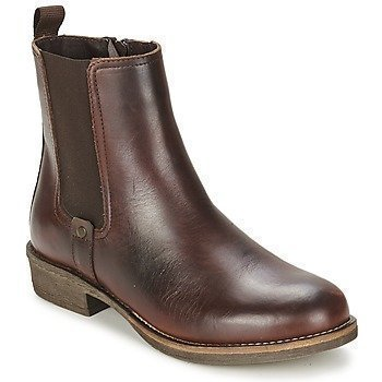Duffy 5213122-05-DARK-BROWN bootsit