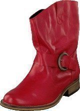 Duffy In Leather 52-04100-15 Red