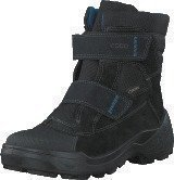 Ecco 732632 Snow Rush Black/Black