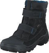 Ecco 732633 Snow Rush Black/Black
