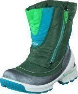 Ecco 753571 Biom Hike Infant Buffed Silver/Pastures
