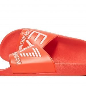 Emporio Armani Ea7 Sea World Slides Punainen