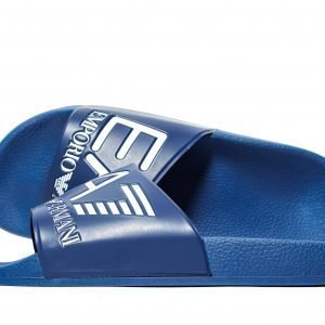 Emporio Armani Ea7 Sea World Slides Sininen