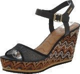 Esprit Annalisa Sandal Brown/Black