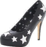Fashion By C Stars pump Black