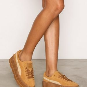 Fenty Puma By Rihanna Cleated Creepersuede Wns Tennarit Ruskea