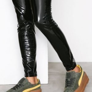 Fenty Puma By Rihanna Cleated Creepersuede Wns Tennarit Vihreä / Keltainen