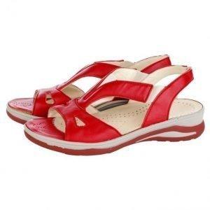 Fidelio Sandaalit Punainen