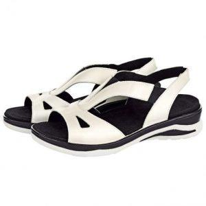 Fidelio Sandaalit Valkoinen